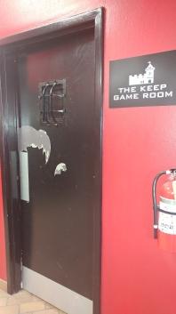 Picture of Keep Game Room Door