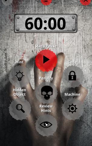 Screenshot of Unlock game played at Mancala Monk board game cafe in Hamilton