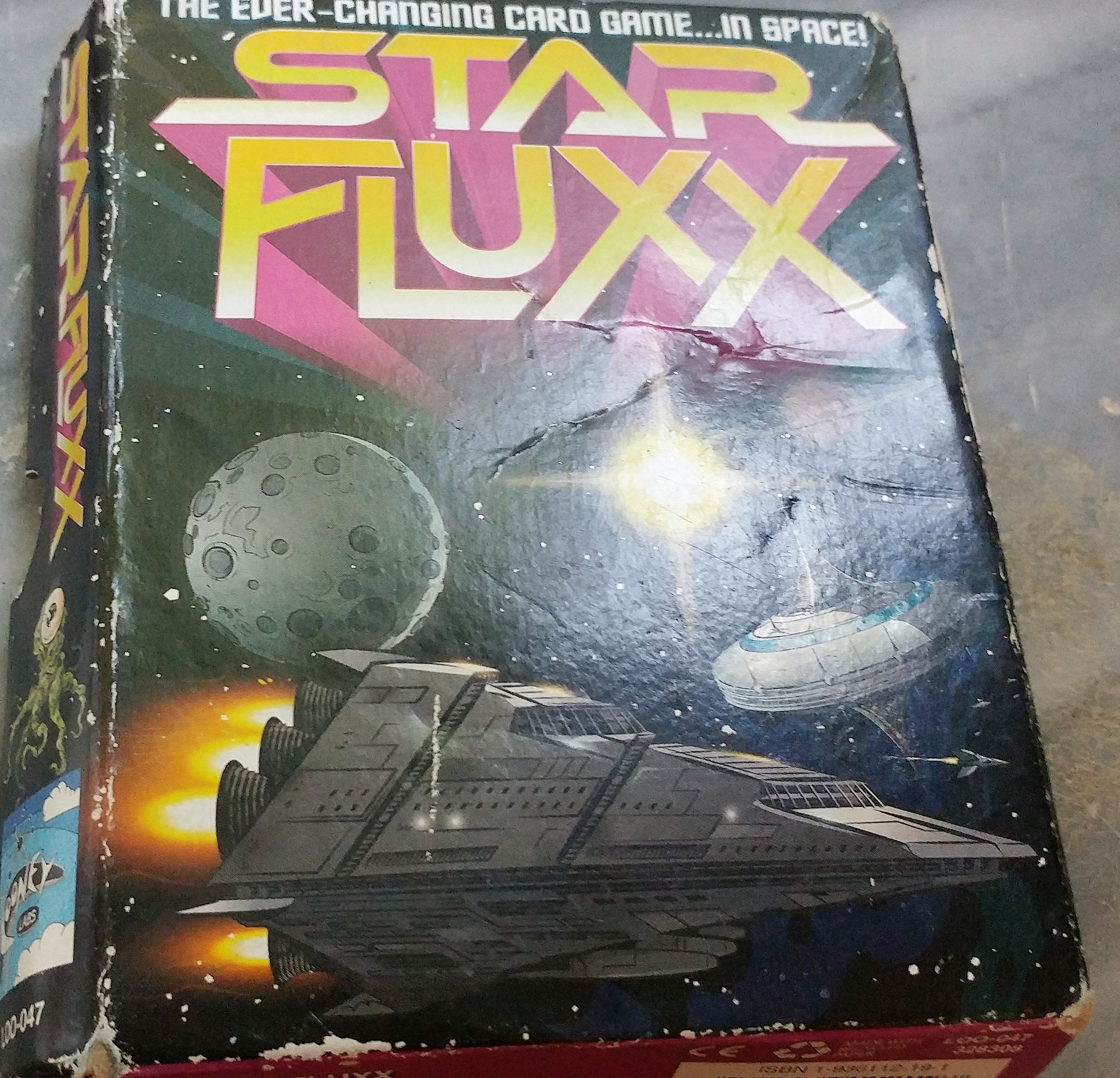 Star Fluxx box