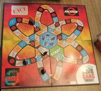 BBTT game board